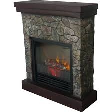 tv stand modern entertainment electric fireplace in gray