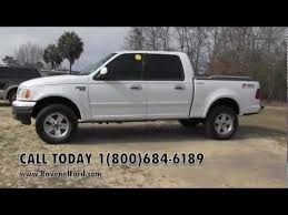 f150 ford lariat supercrew for sale 2003 ford f 150 lariat supercrew 4x4 review charleston truck