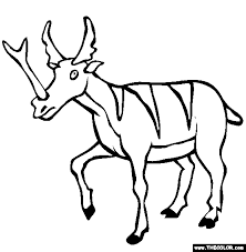 prehistoric mammals online coloring pages page 1