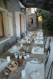 les chambres de l hote antique breakfast pergola photo de les chambres de l hôte antique