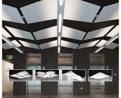 commercial ceilings hexagon clouds u0026 canopies armstrong