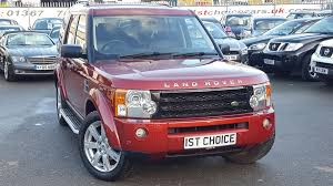 land rover discovery sport red used 2008 land rover discovery 3 tdv6 hse 2009 model lovely rimini