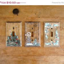 painted light switch covers best painted light switch plates products on wanelo