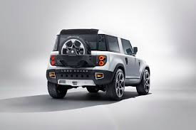 land rover truck 2015 report land rover to show updated version of dc100 concept at la