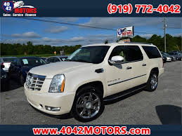 2008 cadillac escalade for sale used cars for sale at 4042 motors