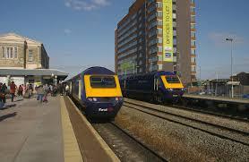 Swindon railway station