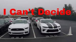 camaro vs mustang 2017 camaro ss vs 2017 mustang gt