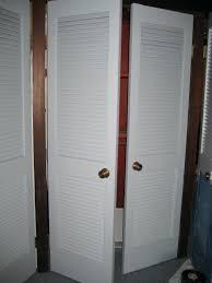 Wood Sliding Closet Door by Louvered Closet Doors U2013 Aminitasatori Com