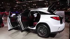 lexus new york service 2016 lexus rx 350 concept review at new york international auto