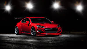 genesis hyundai coupe 2015 2015 hyundai genesis coupe by blood type racing review top speed