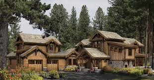 Mountain Home Designs Floor Plans 15 Mountain Architects Hendricks Architecture Idaho Storybook
