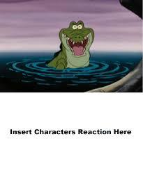 Crocodile Meme - reaction to tick tock croc base meme by japanesegodzilla1954 on