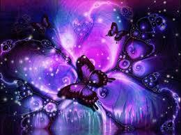 butterflies burst purple butterfly pretty backgrounds hd 16 9