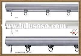 Aluminum Curtain Rod Track Aluminum Curtain Track Aluminum Curtain Manufacturers In