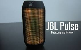 portable speaker with lights jbl pulse bluetooth speaker with light show unboxing and review