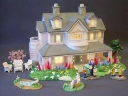 lighted houses ebay