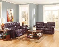 Burgundy Leather Sofa Ideas Design Burgundy Leather Reclining Sofa Imonics