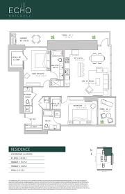 absolute towers floor plans echo brickell floor plans