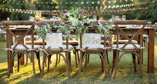 renting chairs wedding ideas farmble rental by oconee events atlanta athens and