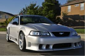 saleen ford mustang 1999 saleen mustang s351 up for auction on ebay autoevolution