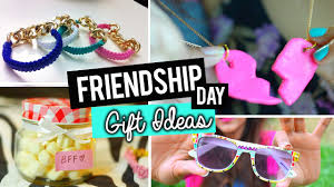 Homemade Gifts For Friends by Diy Easy Friendship Day Gift Ideas Youtube