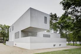 bauhaus reinterpreted not reconstructed in dessau uncube