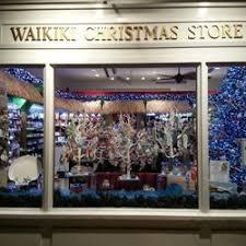 Christmas Decoration For Retail Shops by Waikiki Christmas Store 44 Photos Home Decor 2552 Kalakaua