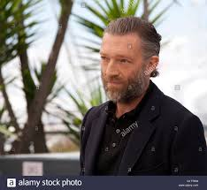 cannes france 19th may 2016 actor vincent cassel at the it u0027s