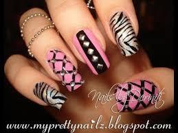 birthday bling rhinestone bps studded glitzy glam party nail art