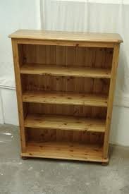 pine bookcase and pine book shelves from the home pine furniture