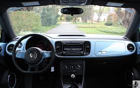 volkswagen beetle convertible interior all grown up still a bit short 2012 vw beetle u2013 limited slip blog