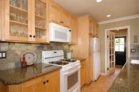 smartness natural maple kitchen cabinets granite what do you think