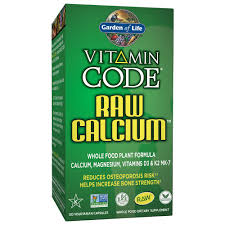 Winter Garden Family Health Center Amazon Com Garden Of Life Raw Calcium Supplement Vitamin Code