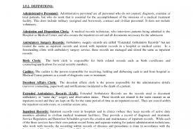 medical records clerk cover letter sample cover