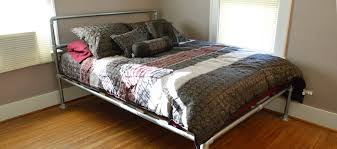 Buy Bed Frame Buy Pipe Bed Frame Kits King Sizes Available