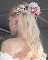 bridal back hairstyle bridal fashion week hairstyles guaranteed to give you major