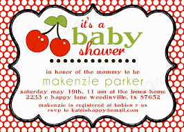 gift card baby shower invitation wording ideas decorating of party