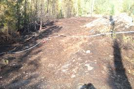 North Bay Mnr Fire by Manitouwadge Residents And Homes Endangered By Human Caused Fire