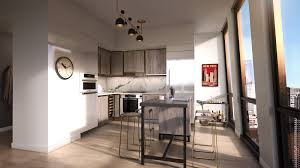luxury apartment rentals in manhattan american copper buildings american copper buildings manhattan apartments kitchen