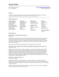 Example Of Resume For Beginners by Resume Examples For Beginners Augustais