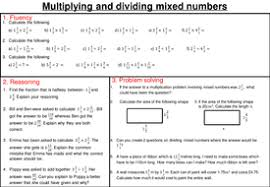adding subtracting multiplying and dividing mixed number