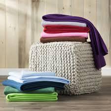 wayfair basics wayfair basics fleece throw blanket reviews