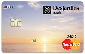 debit card for desjardins bank debit card for individuals desjardins bank