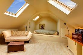 attic bedroom also with a roof conversion designs also with a