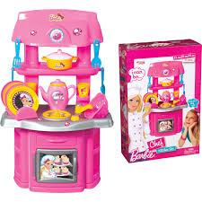 Barbie Kitchen Set For Kids Kids Kitchen Barbie 303774 Perfect Toys Pantazopoulos