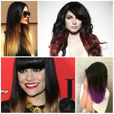 2017 ombre hair color ideas for black hair u2013 best hair color