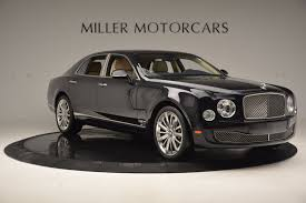 2016 bentley mulsanne stock 7121 for sale near greenwich ct