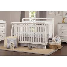 White Convertible Baby Cribs by Davinci Emily 4 In 1 Convertible Crib White Toys