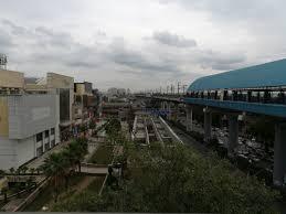 Blue Line Delhi Metro Map by Delhi Metro Page 940 Skyscrapercity