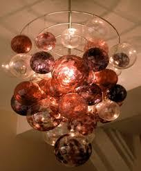 southwest 2 siska s diy chandelier blown glass